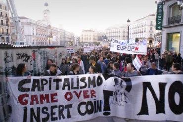 15N Puerta Sol La crisis que la paguen ellos