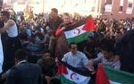MANIFESTACIONES EN EL SAHARA 2013