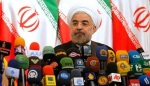 روحاني : سنعزز علاقتنا مع العالم ولاتراجع عن حقوقنا