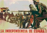 CARTEL REPUBLICANO INDEPENDENCIA DE ESPAÑA