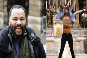 DIEUDONNÉ Y FEMEN LIBERTAD SEGÚN PARA QUIÉN