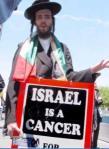 ISRAEL ES UN CANCER SIONISTA