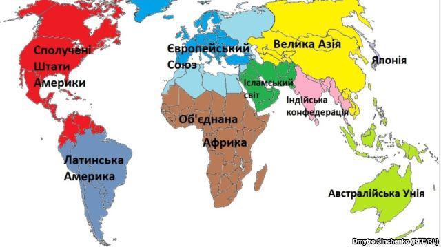Una tercera guerra mundial para redibujar el mapa mundi - Burbuja ...