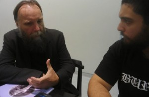 ALEXANDER DUGIN ENCONTRO NACIONAL EVOLIANO 2014
