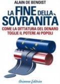 BENOIST LA FINE DELLA SOVRANITA