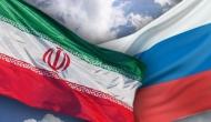 IRAN RUSIA
