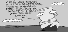 ESTADO ACONFESIONAL DE RELIGION LAICA