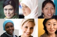 MUJERES DEL MUNDO WOMEN OF THE WORLD