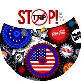 NO AL TTIP TISA CETA EEUU