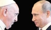 ¿Alianza de Putin y el Papa?