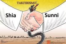 SHIA Y SUNNI CONTRA TAKFIRISMO